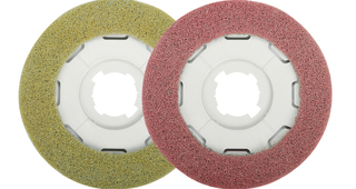 Dart 3 Polisher Pad - Red & Yellow 3286er40